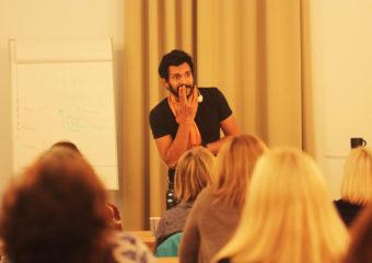 Janesh Vaidya föreläsning 2018